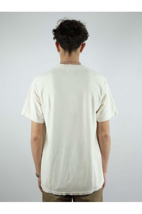 Castart S/S SeabaseT-Shirt Ecru