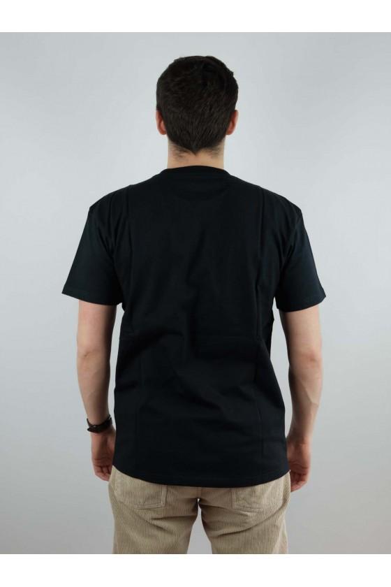 Carhartt S/schaset-shirt Blk/gold