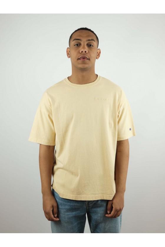 Champion CrewneckT-Shirt Creme