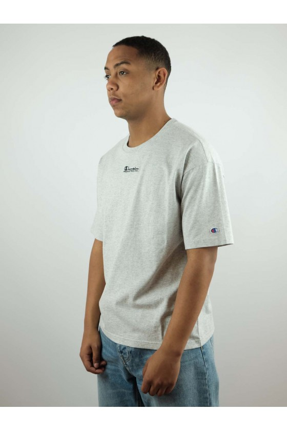 Champion S/S CrewneckT-Shirt Grey