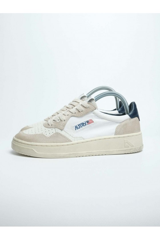 Autry Crack/nylon Wht/space