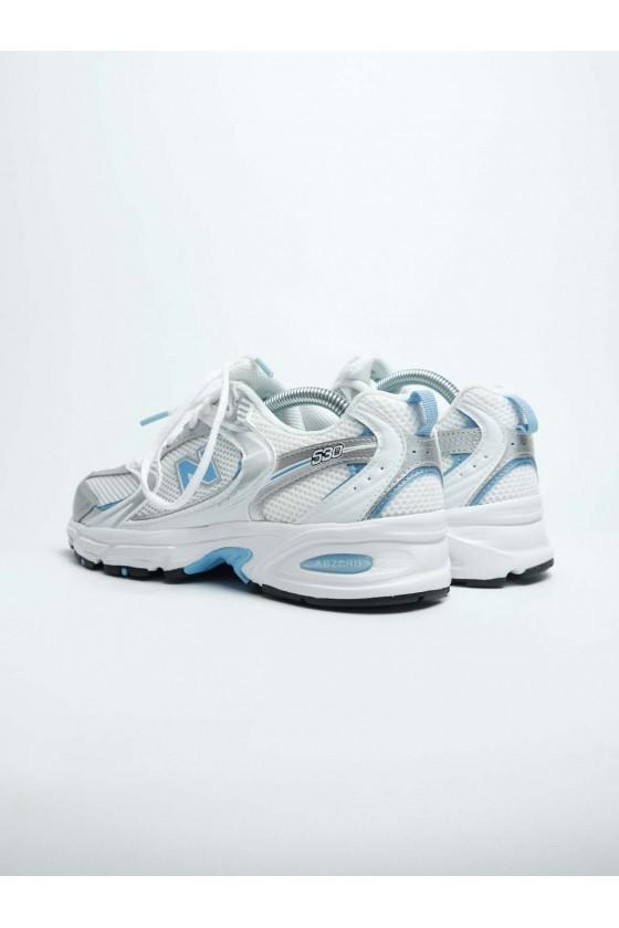 NewBalance 530 White/Blue