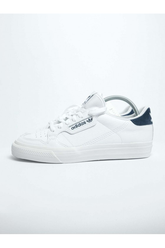 Adidas ContinentalVulc White